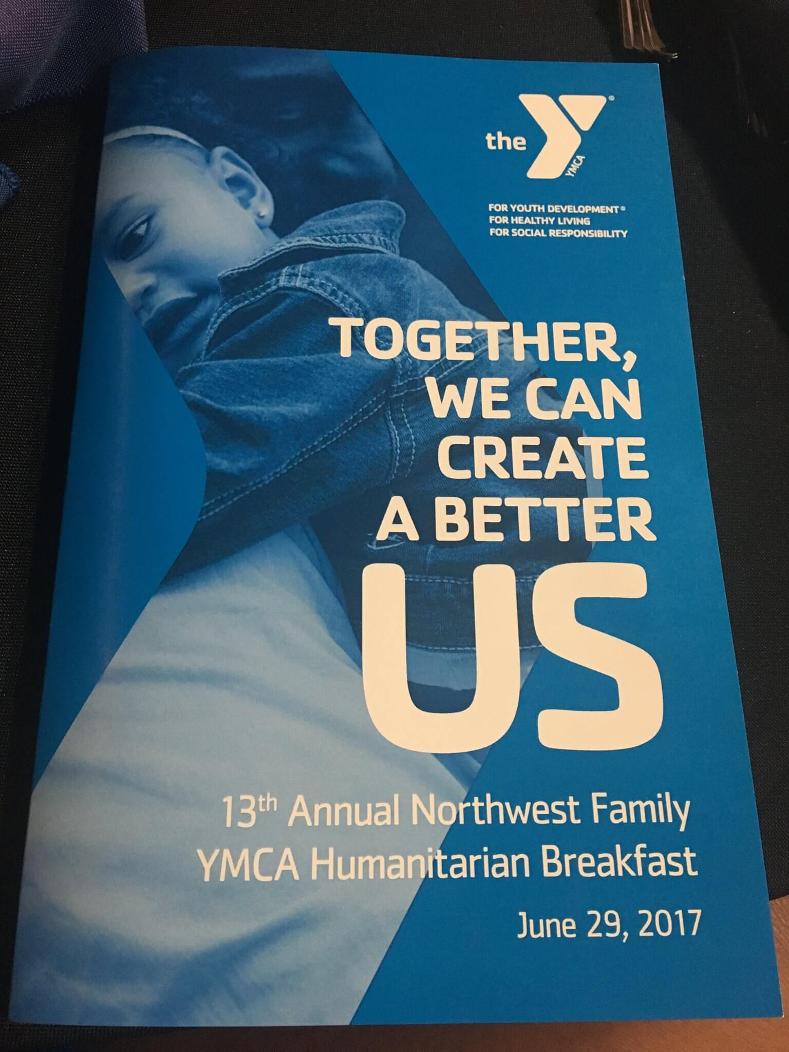 ymca humanitarian breakfast bart durham law nashville - Bart Durham