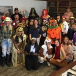 Celebrating our fourth-annual Halloween Open House at Our Nashville Office